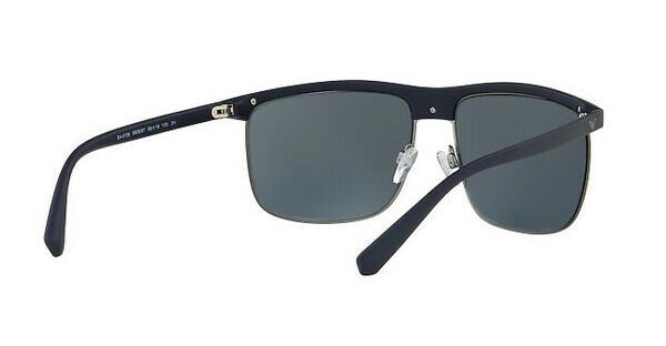 Emporio Armani Herren Sonnenbrille » EA4108«, blau, 563887 - blau/grau