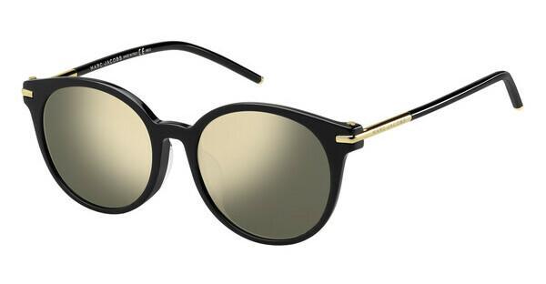 MARC JACOBS Marc Jacobs Damen Sonnenbrille » MARC 87/F/S«, schwarz, CSA/NR - schwarz