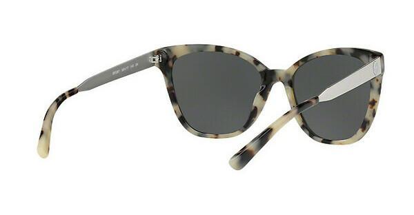 Michael Kors Sonnenbrille Mk2058, UV 400, weiß havanna grau