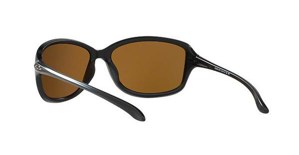 Oakley Damen Sonnenbrille »COHORT OO9301«, schwarz, 930107 - schwarz/braun