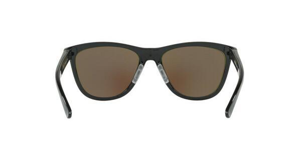 Oakley Sonnenbrille »MOONLIGHTER OO9320«, schwarz, 932016 - schwarz/blau