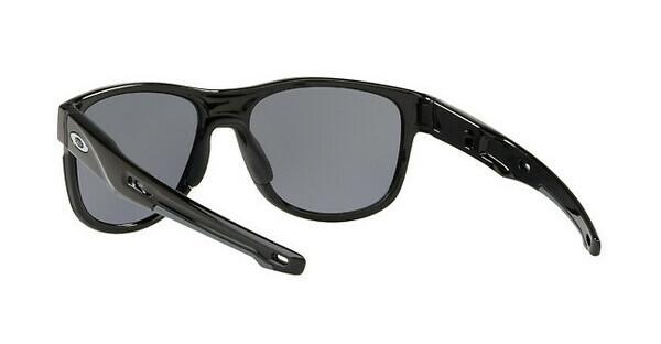 Oakley Herren Sonnenbrille »CROSSRANGE R OO9359«, schwarz, 935901 - schwarz/grau