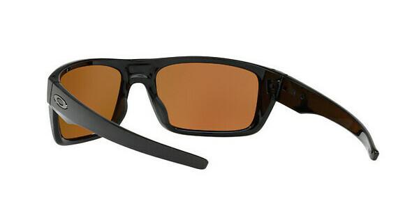Oakley Herren Sonnenbrille »DROP POINT OO9367«, schwarz, 936715 - schwarz/blau