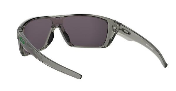 Oakley Herren Sonnenbrille »STRAIGHTBACK OO9411«, grau, 941105 - grau/grün