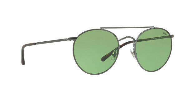 Polo Herren Sonnenbrille » PH3114«, grau, 915771 - grau/grün