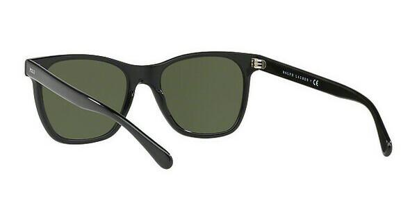 Polo Herren Sonnenbrille » PH4128«, schwarz, 500171 - schwarz/grün