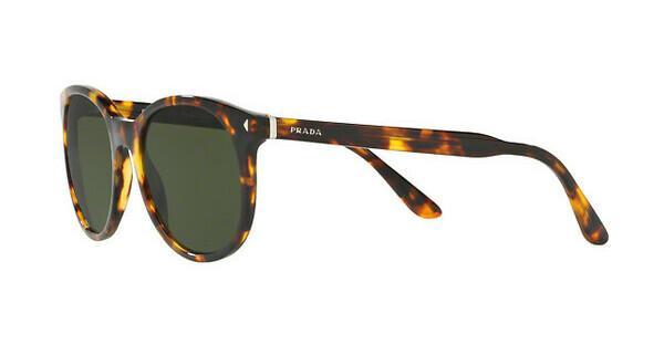 PRADA Prada Herren Sonnenbrille » PR 09US«, schwarz, 1AB1I0 - schwarz/grün