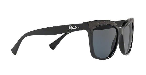 RALPH Ralph Damen Sonnenbrille » RA5236«, schwarz, 137787 - schwarz/grau