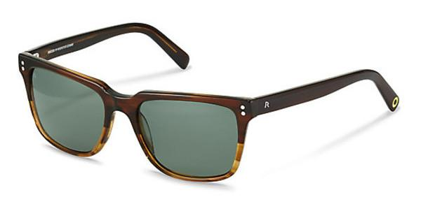 Rocco by Rodenstock   RR308 F polarized - green - 84%brown gradient