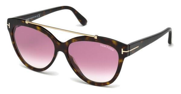 Tom Ford Sonnenbrille FT0518 52Z Sonnenbrille Damen 9ZSjx6nz