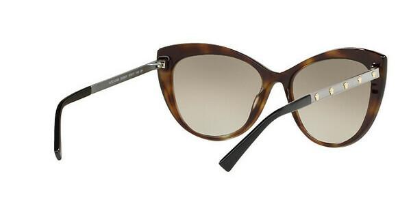 Versace Damen Sonnenbrille » VE4348«, braun, 52697I - braun/gold