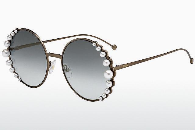 3e1a1290c2f27e Acheter des lunettes de soleil Fendi en ligne à prix très bas