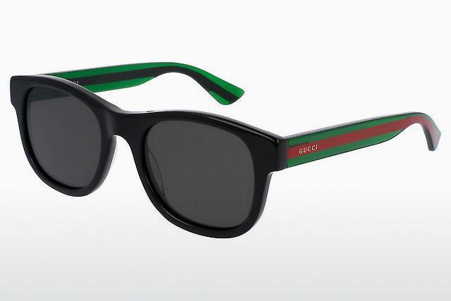 Acheter des lunettes de soleil Gucci en ligne à prix très bas 31c26574c581