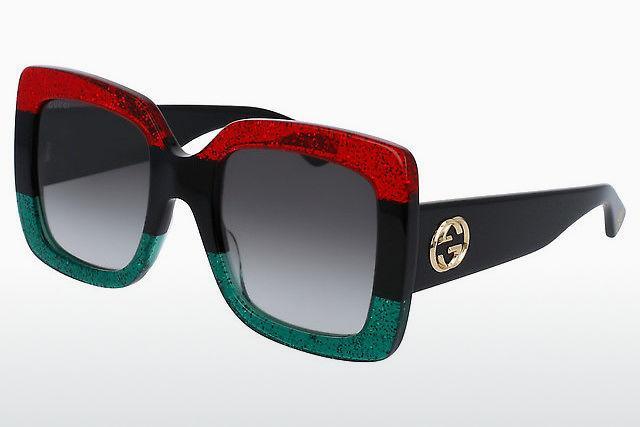 fe78238282862c Acheter des lunettes de soleil Gucci en ligne à prix très bas